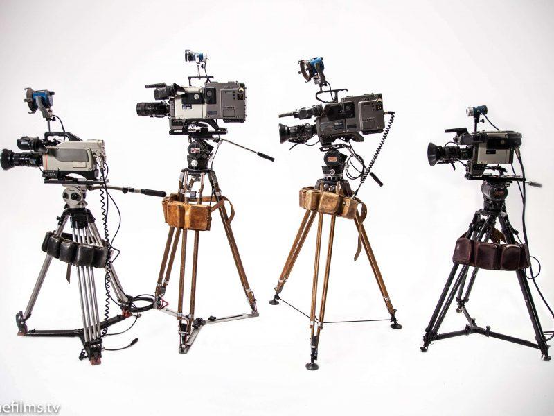 Des caméras vidéos nous en avons aussi !