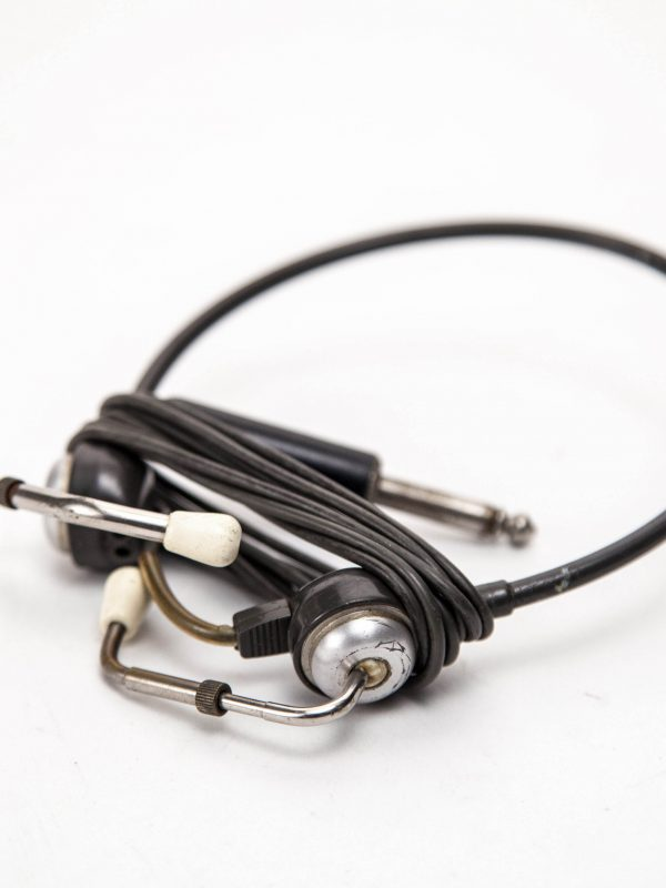 Vintage earphone