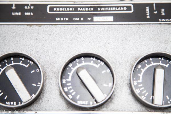 Mixer Kudelski Paudex Switzerland
