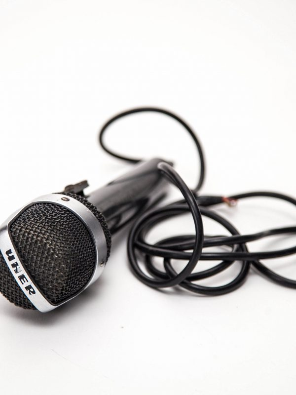 ENG Microphone Props