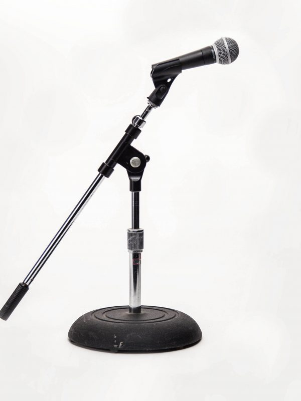 Support Microphone
