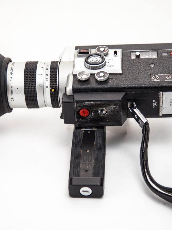Camera familiale Super 8