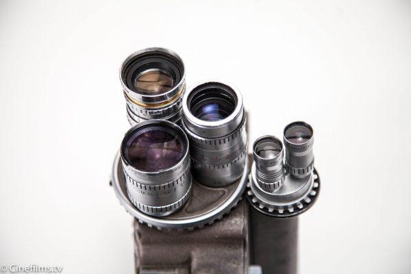 Camera Tourelle