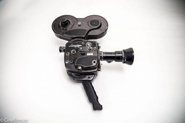 Camera 16mm Rétro