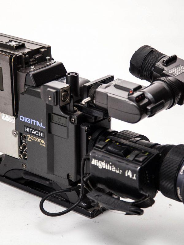 Camera Video Reportage Ancienne