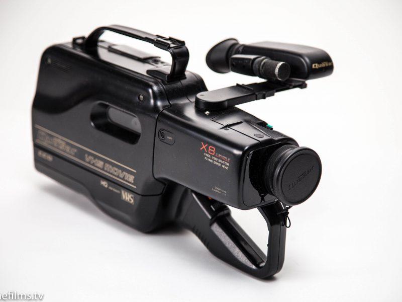 Nouveaux props : Répliques de caméras 16mm pour cascades ou figurants et caméras vidéos 1990-2000