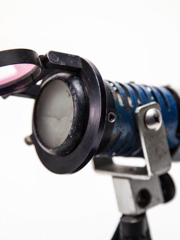 Camera light vintage