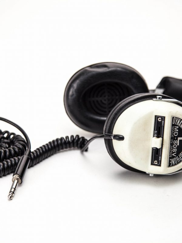 Vintage Stereo Headphone