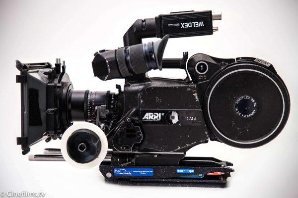 Camera Années 80