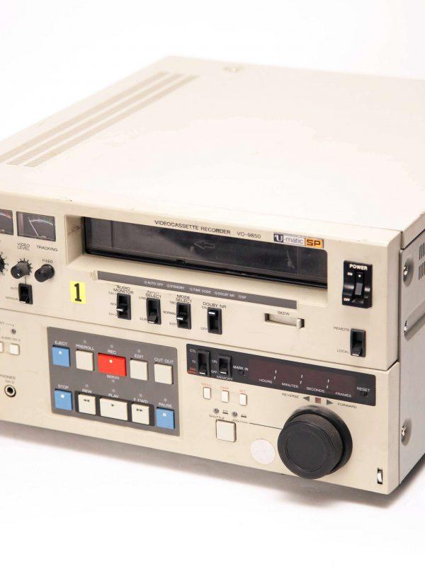 Matériel Télévision d'époque