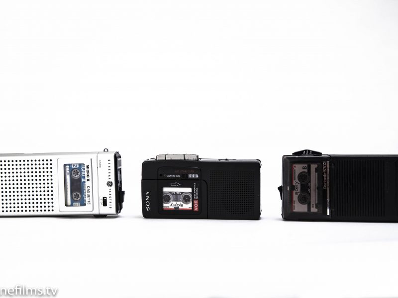 Enregistreurs Microcassette désormais disponibles